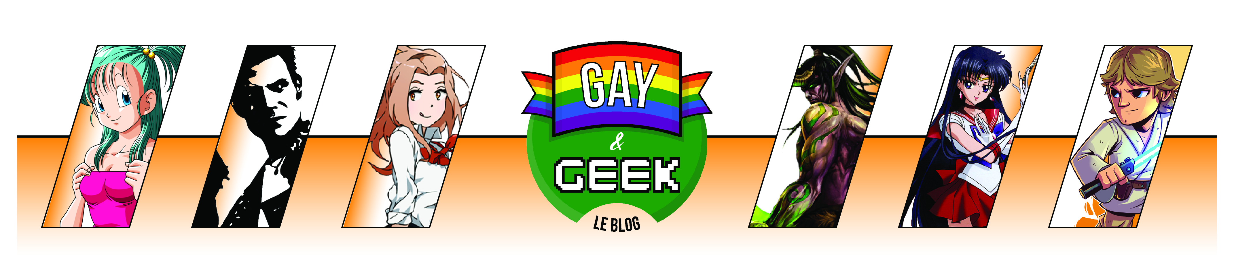 Gay and Geek