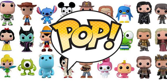 Notre Collection de Funko Pop !