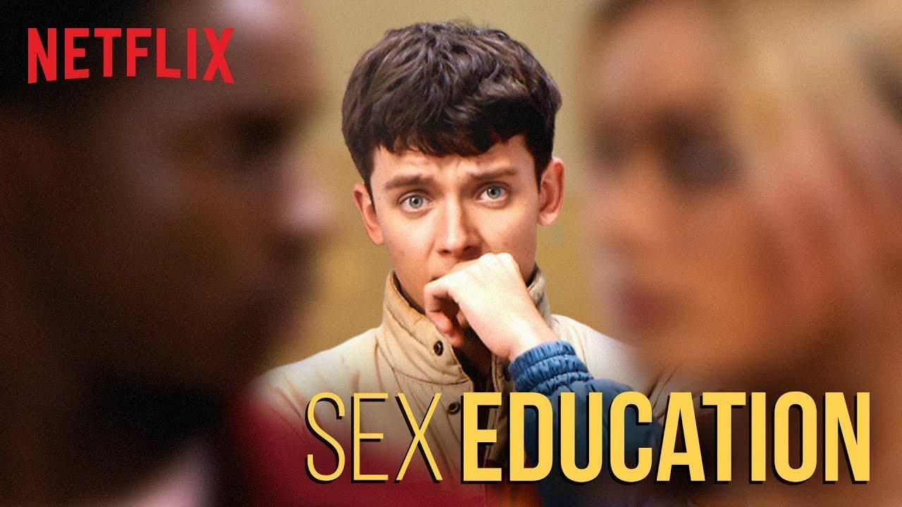 SEX EDUCATION : Thérapies sexuelles pour adolescents ?