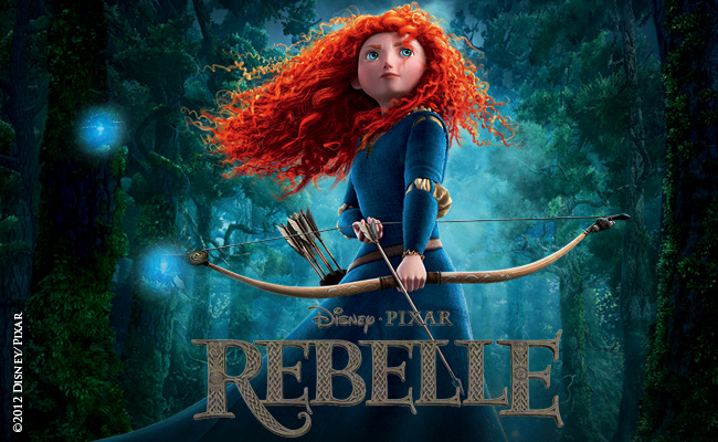 Disney – 122 – Rebelle