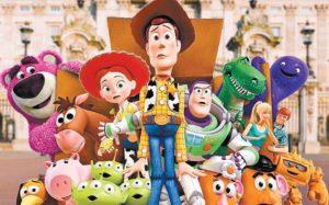 Disney – 100 – Toy Story 3