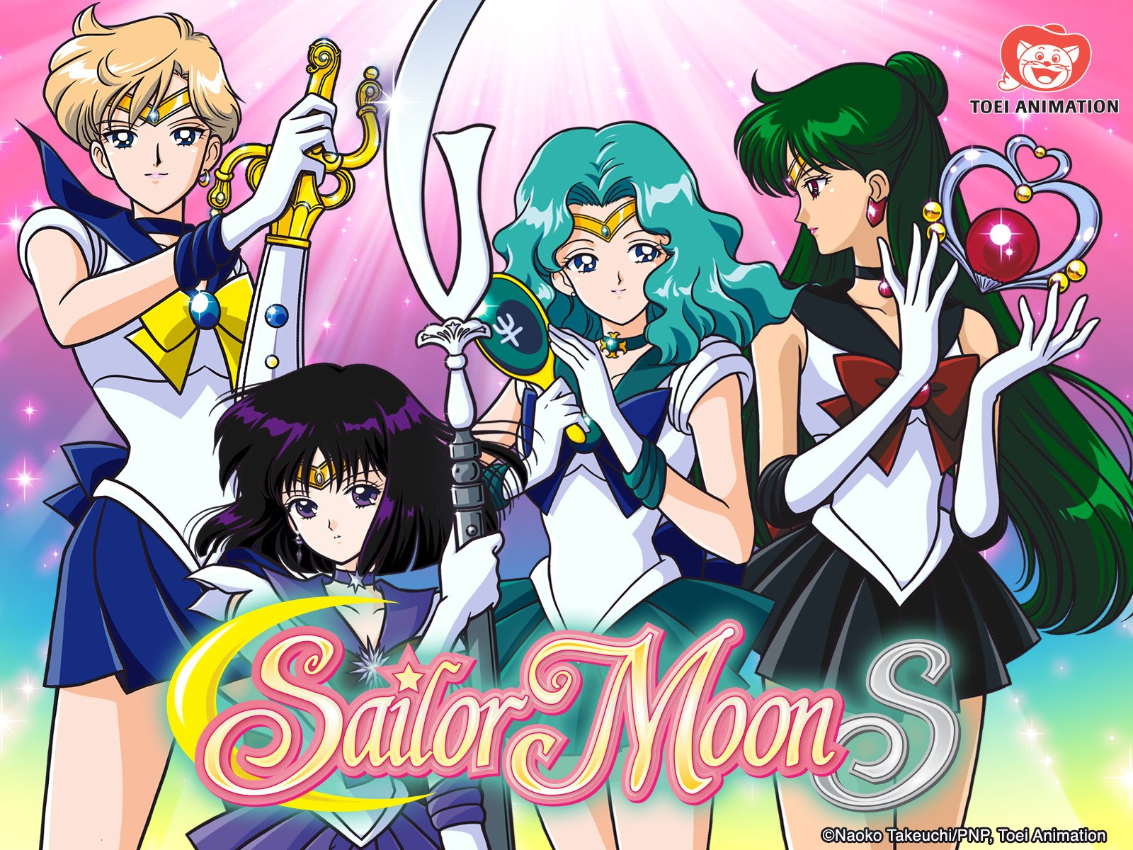 Sailor Moon S – Saison 3