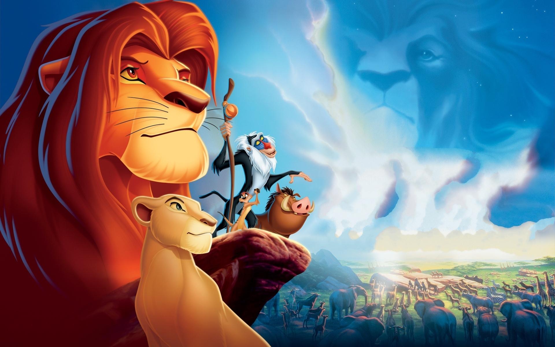 Disney – 43 – Le Roi Lion