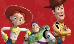Disney – 53 – Toy Story 2