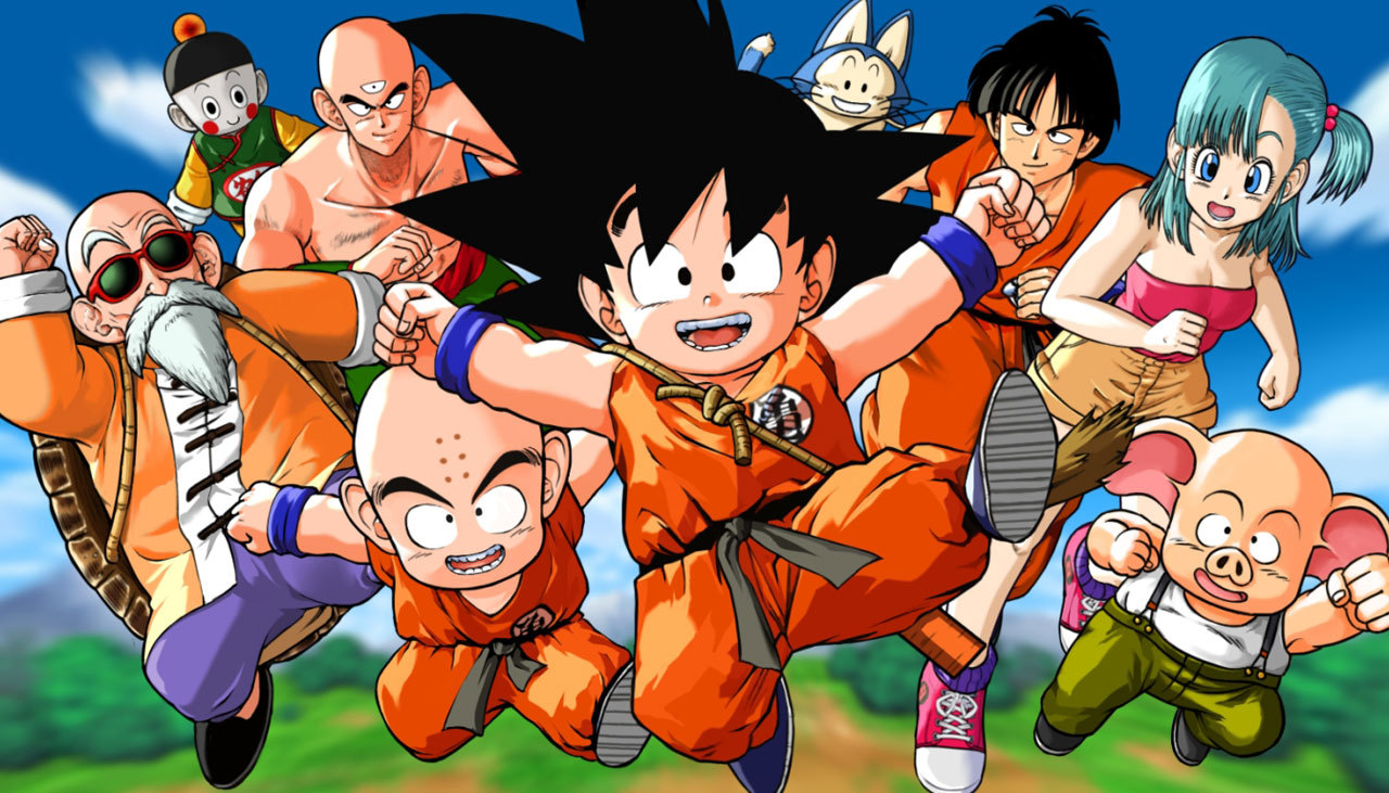 Top Personnages Dragon Ball
