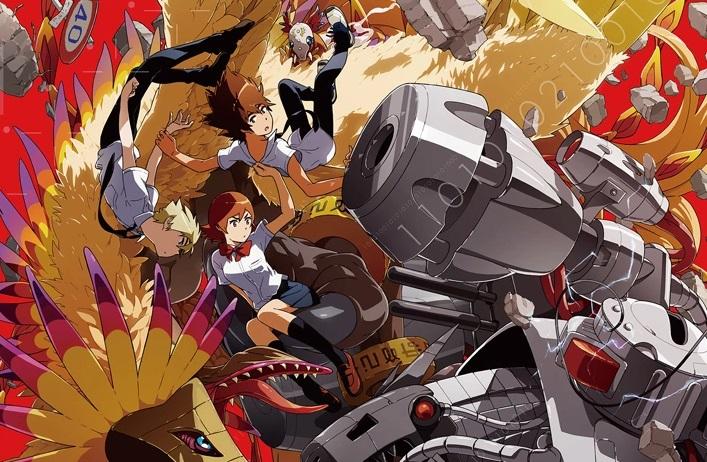 Digimon Adventure Tri – SOSHITSU