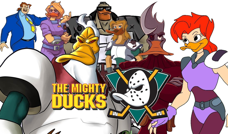 Mighty Ducks : Voici les Canards de l'exploit !