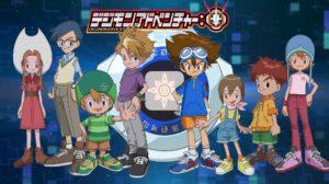 Digimon Adventure (Reboot – 2020)