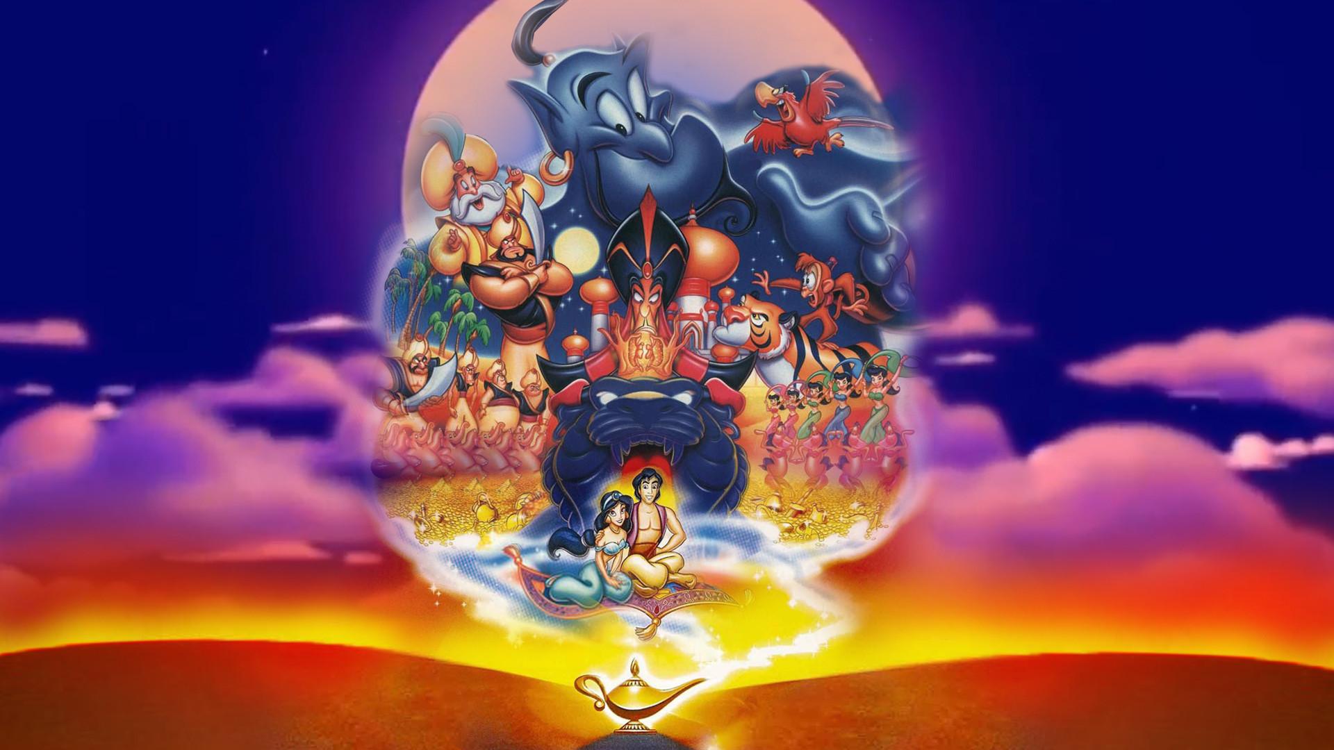 Aladdin : De la trilogie animée à la version Live !