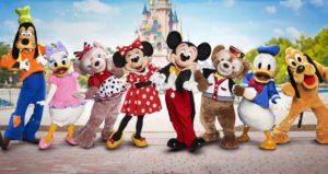 DisneyLand Paris & Moi