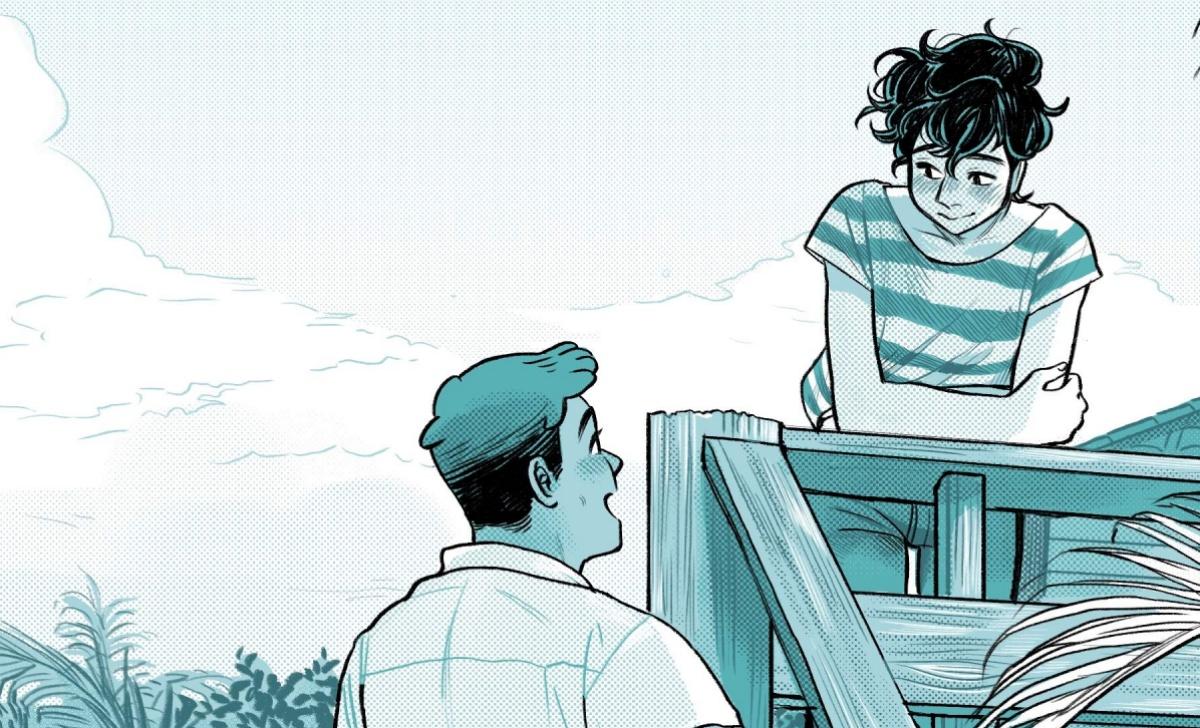 La Saveur du Printemps, le roman graphique de l'été ?