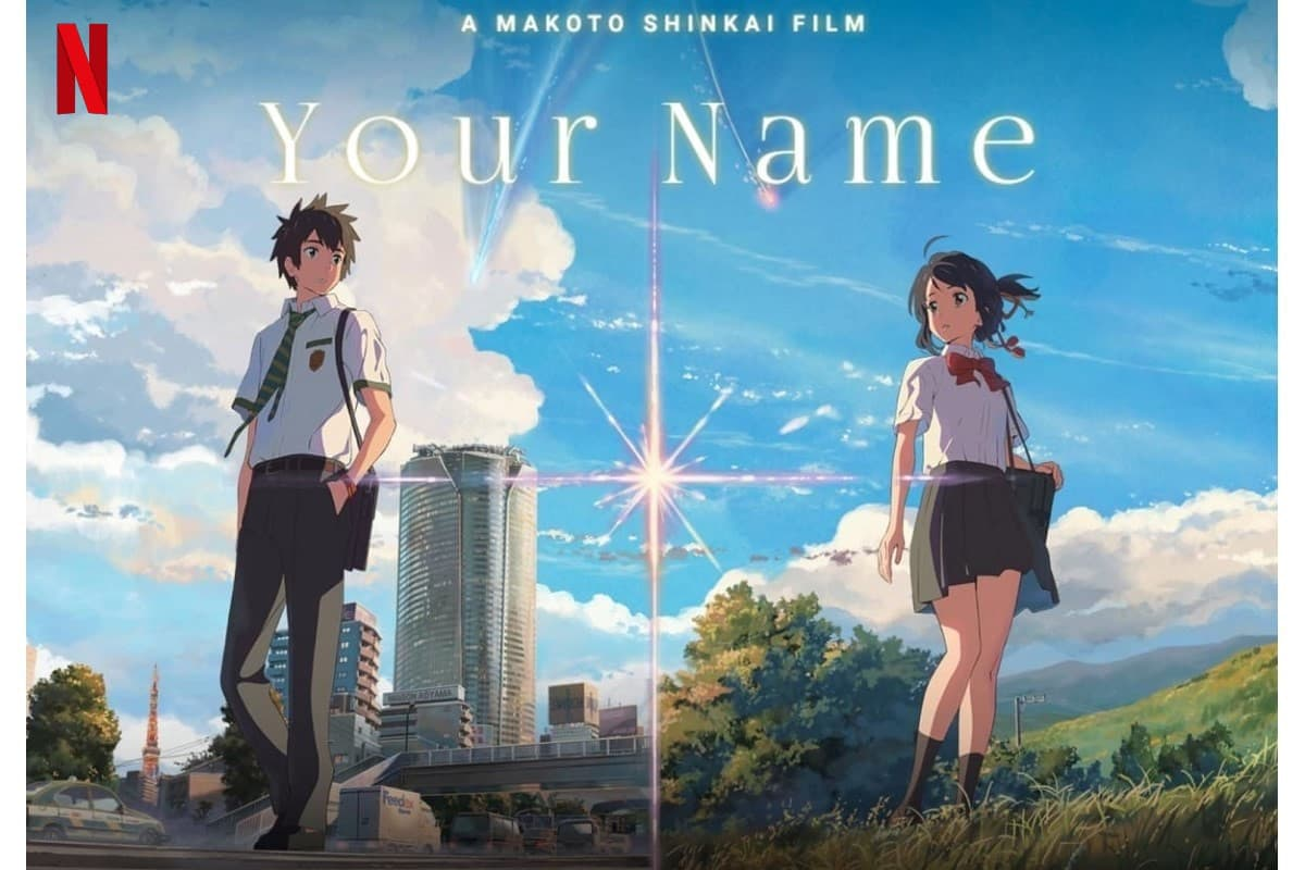 Your Name, l'un des meilleurs films d'animation ?