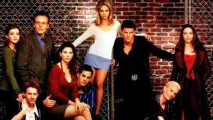 La Saison 2 de Buffy contre les vampires : Rouge Passion !