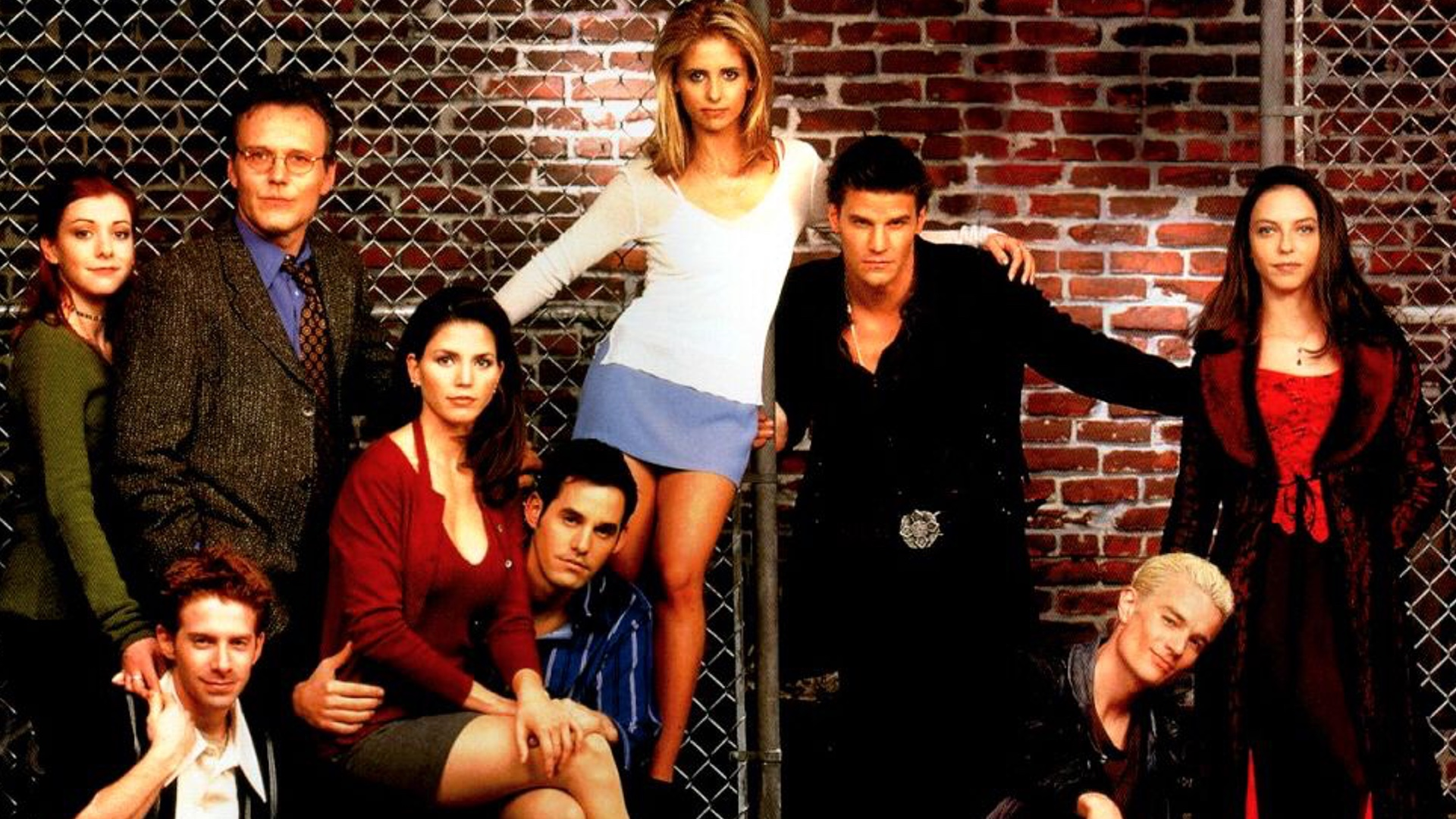 La Saison 2 de Buffy contre les vampires : Rouge Passion !