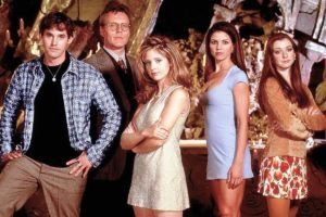 La saison 1 de Buffy contre les vampires : Bienvenue en Enfer !