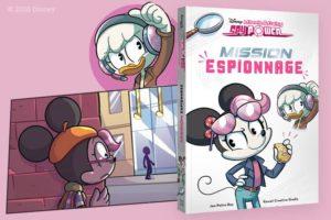 Connaissez vous Minnie & Daisy, Spy Power ?