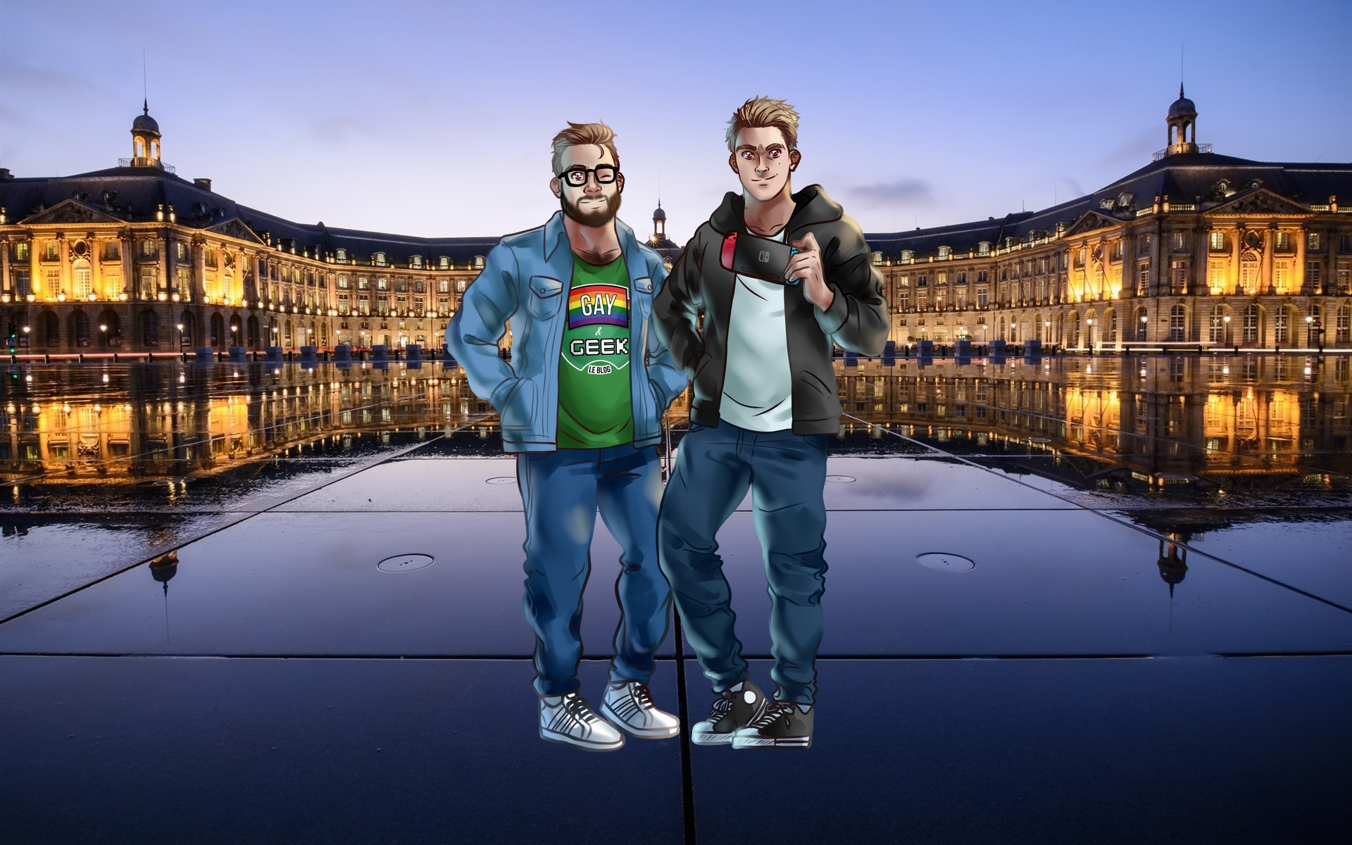 Gay and Geek – Bilan 2020 et projets 2021.