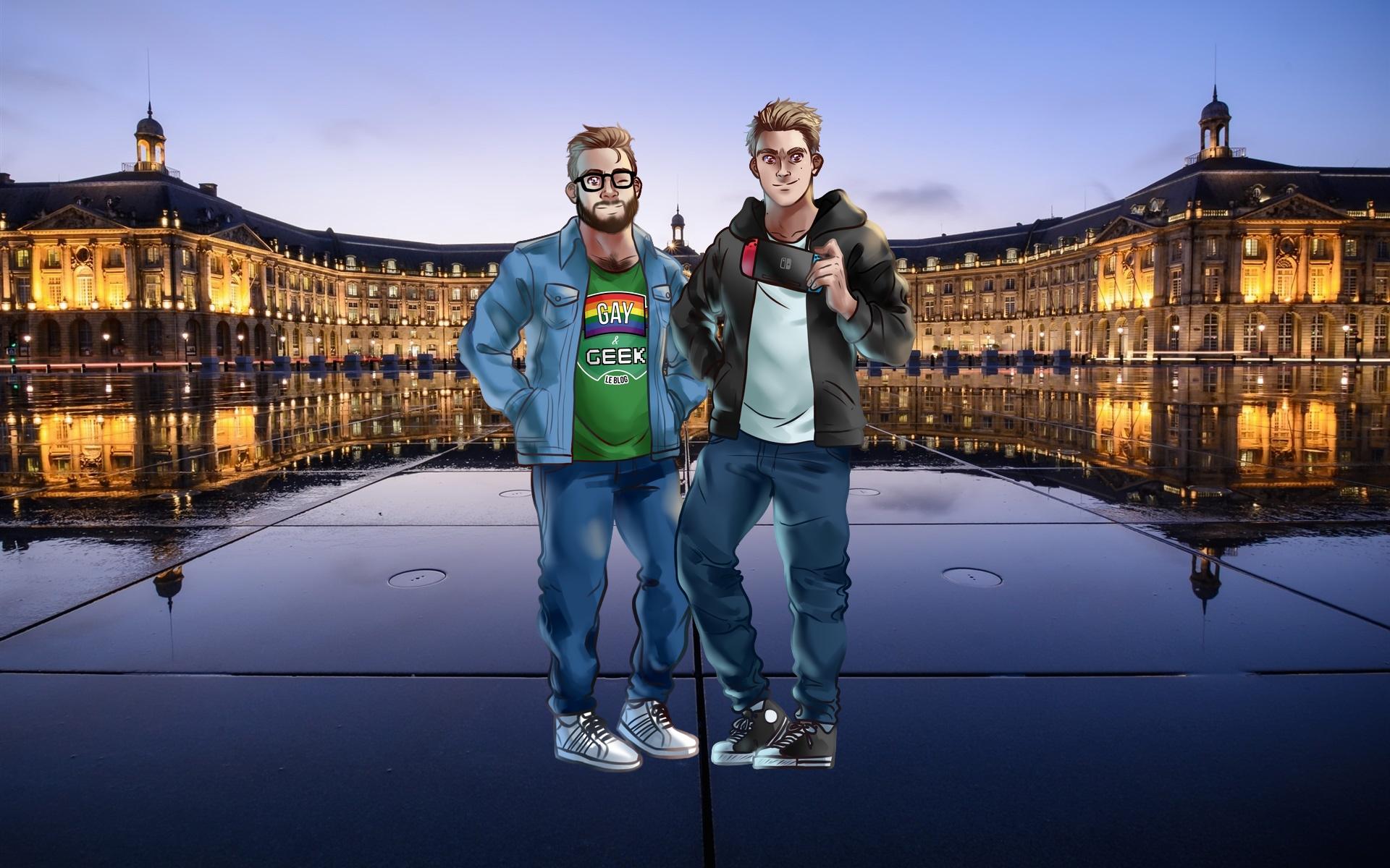 Gay and Geek – Bilan 2020 et projets 2021.