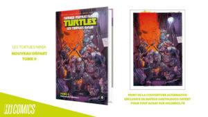 Démarrer les Comics Tortues Ninja avec le Tome 0 : COWABUNGA !