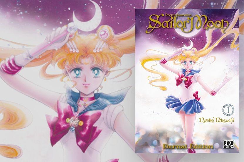 Redécouvrir Sailor Moon grâce à son Eternal Edition, ça vaut le coup ?