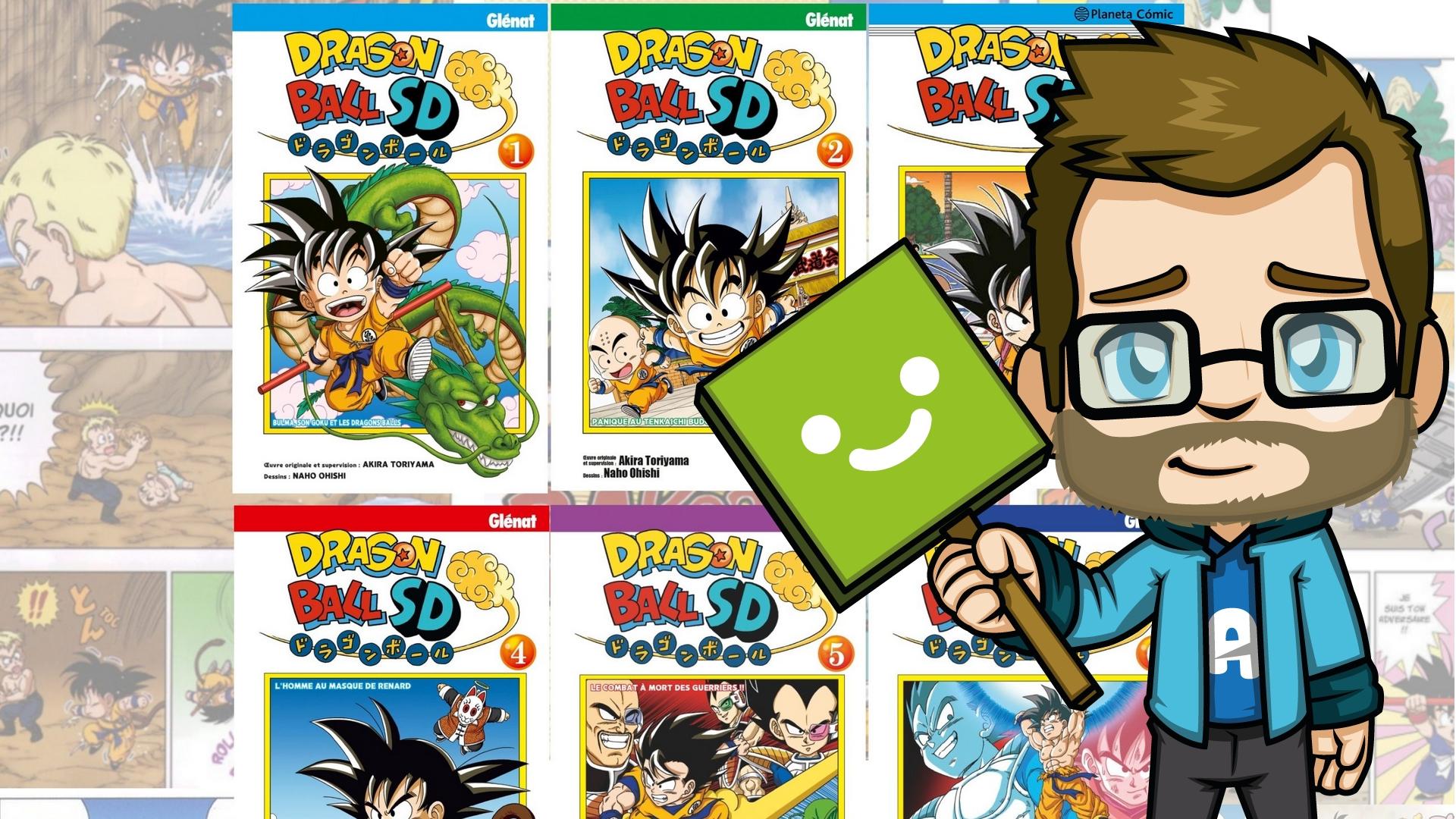 J'ai lu les 6 Tomes de Dragon Ball SD, et ça donne quoi ?