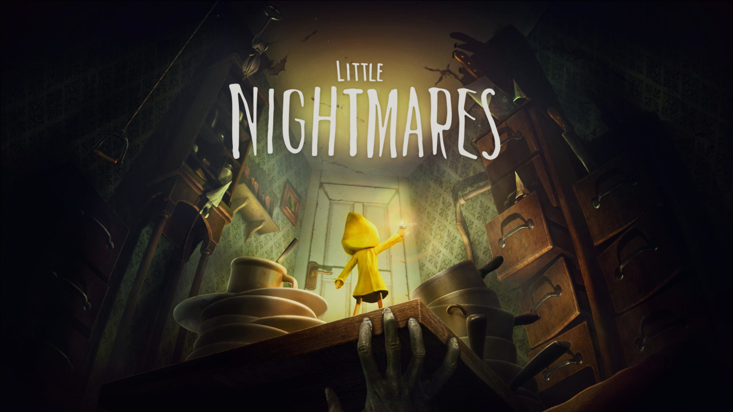 Little Nightmares – Un ciré qui cache l'horreur