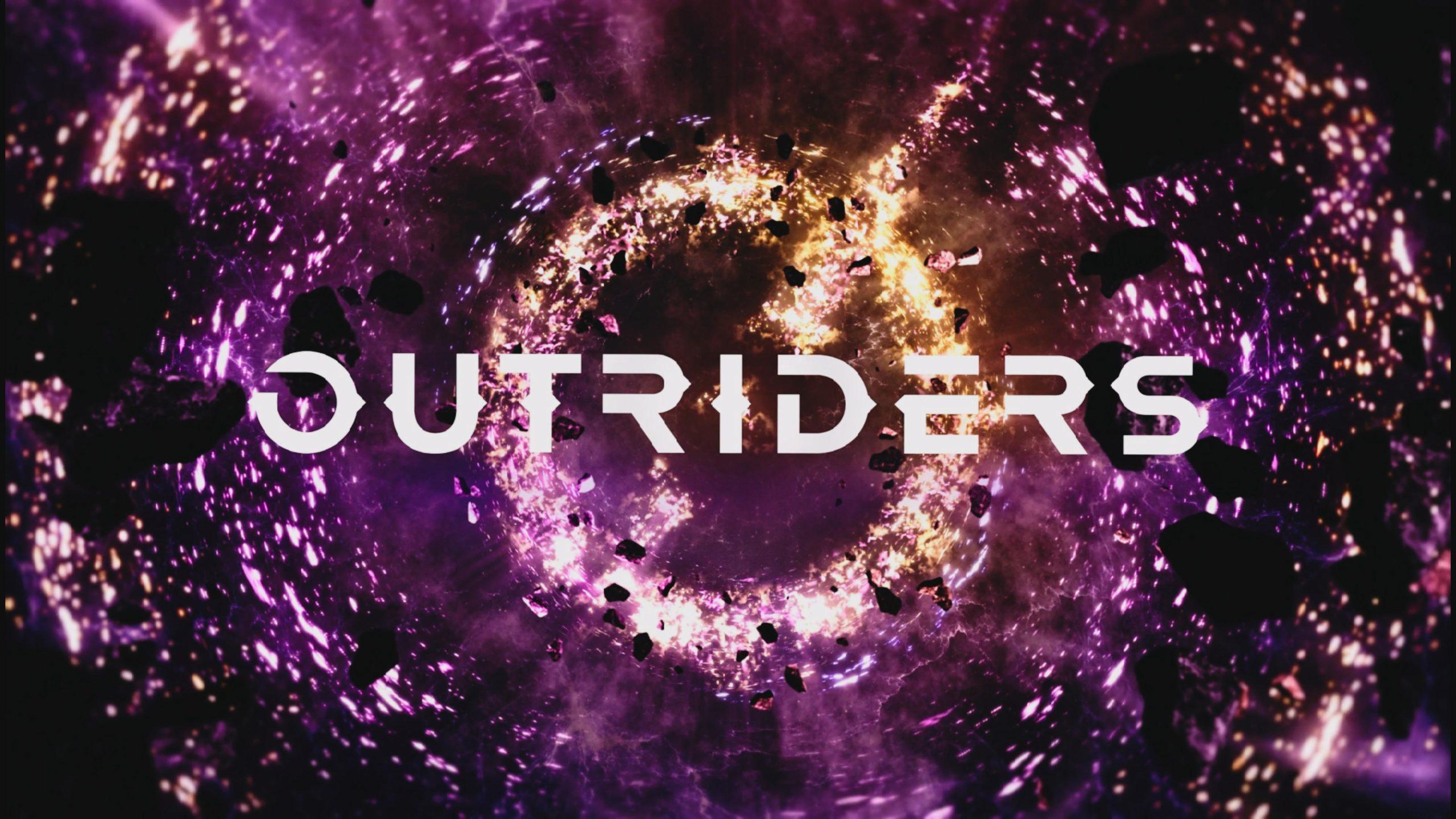 Coup d'œil sur Outriders (Démo)