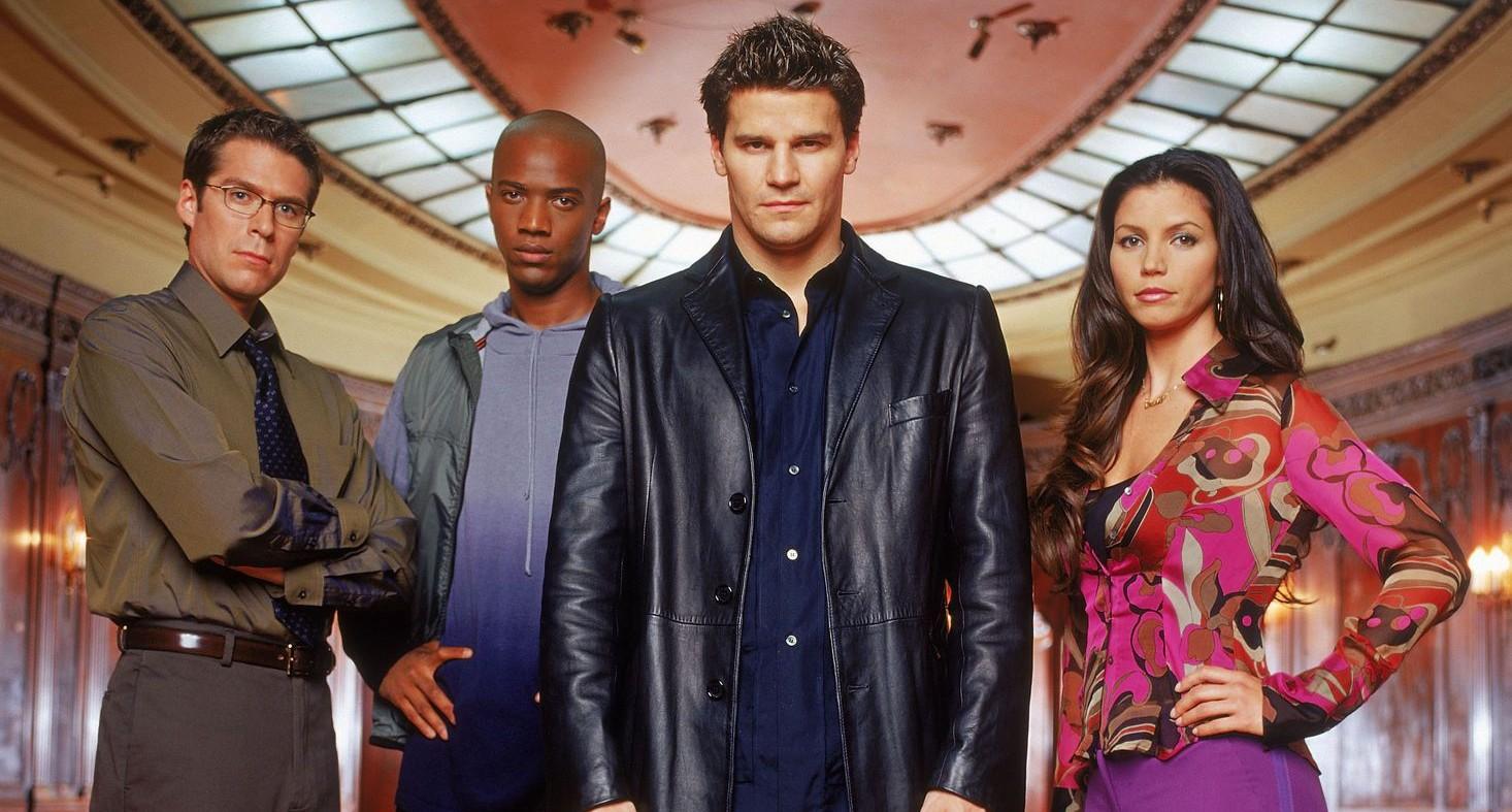 La Saison 2 de Angel : Descente aux enfers personnelle pour notre vampire héroïque !