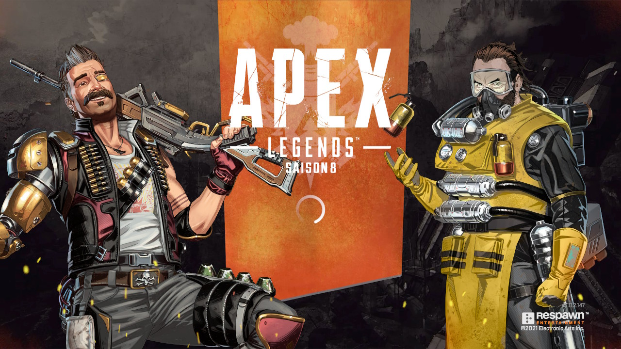 Apex Legends : Une version Switch qui toussote