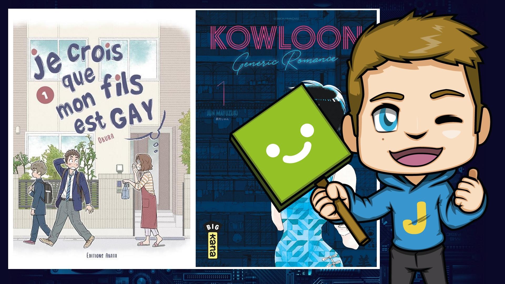 Nos lectures de la semaine #3 – Douceur et bienveillance !