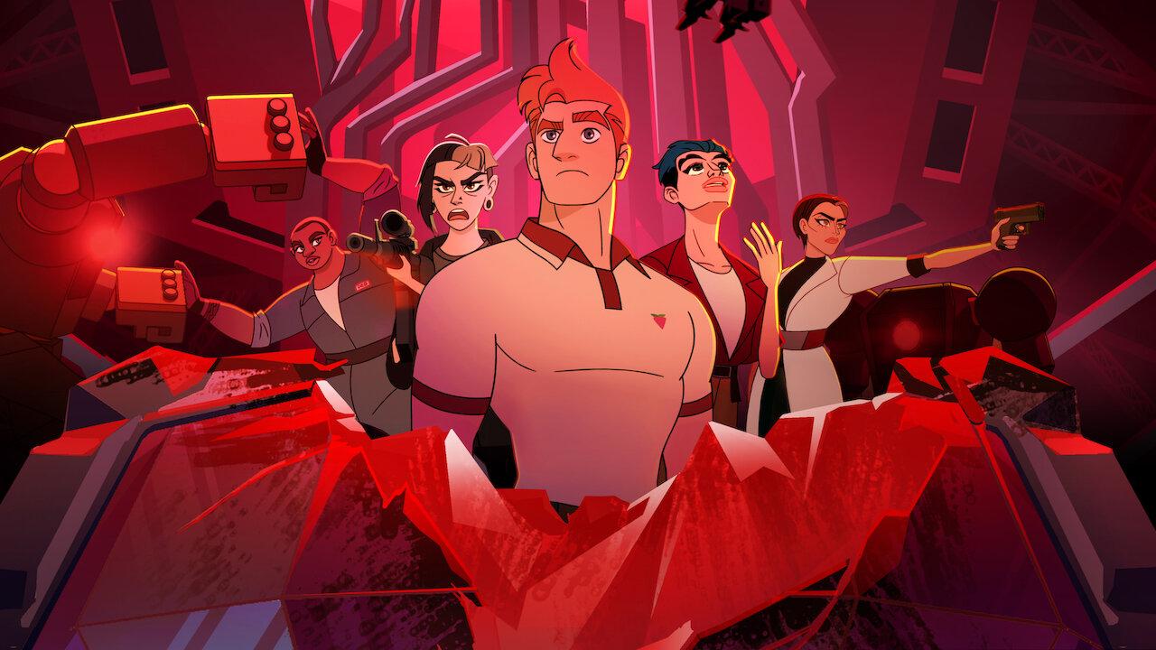 Queer-Force : c'est quoi cette nouvelle série d'animation LGBT sur Netflix ?